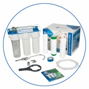 Aqua Filter 4 Stage Water Filter Under-Counter