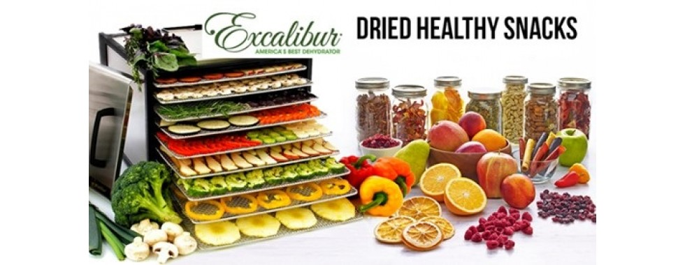 EXCALIBUR DRIED HEALTHY SNACKS en