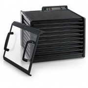 Excalibur 9-tray Dehydrator, Digital 48hr Timer, Black