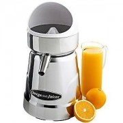 Omega Commercial Citrus Juicer C-22C 1800RPM 220V Chrome