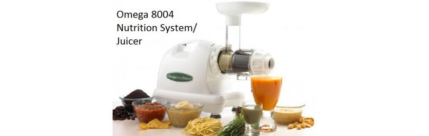 Omega 8004 Nutrition System