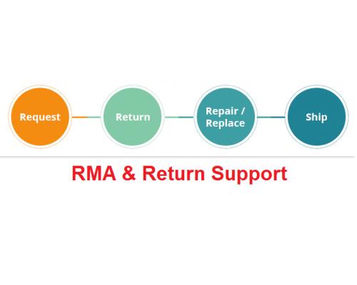 RMA Support