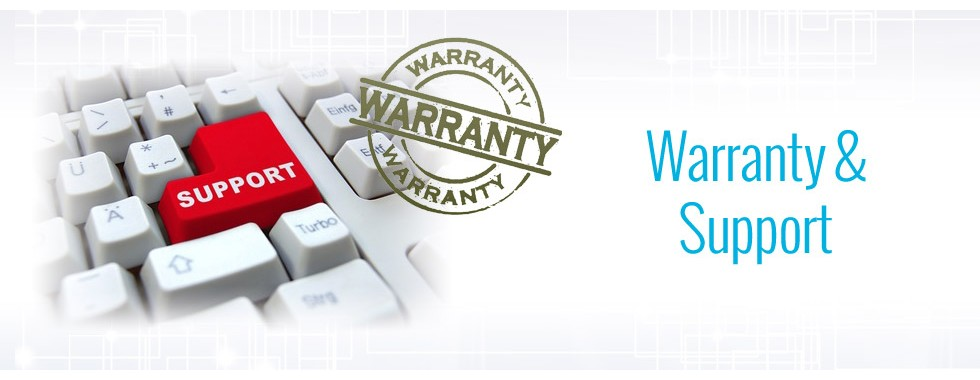 Warranty and Support