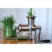 Stainless Steel Manual Juicer